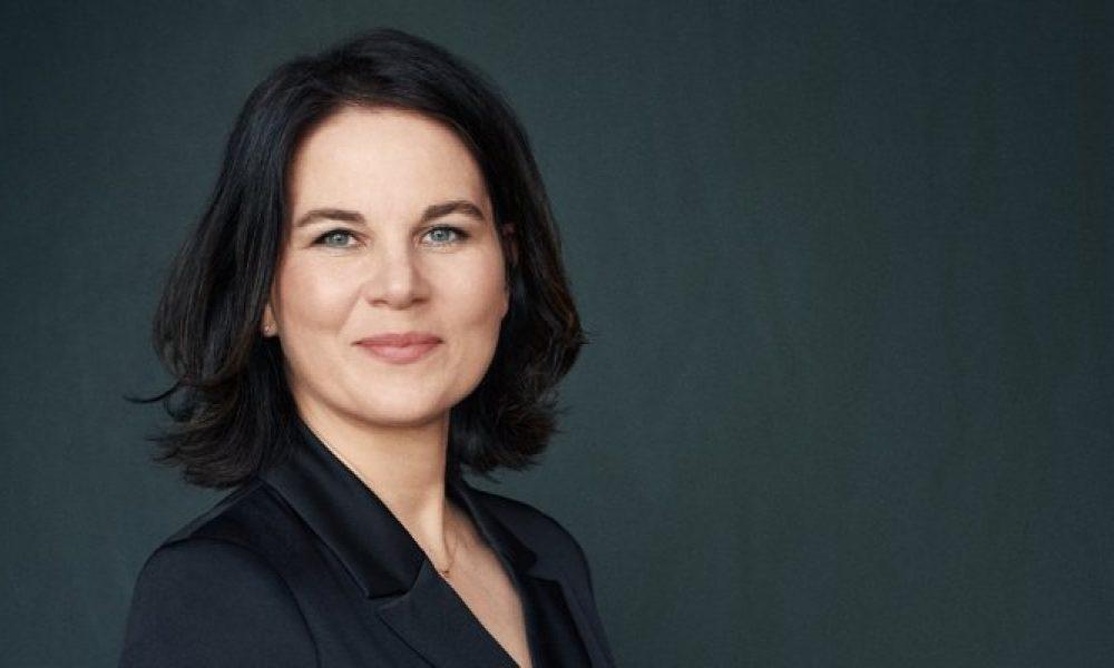 Yeşiller, Annalena Baerbock'un başbakan adaylığını onayladı