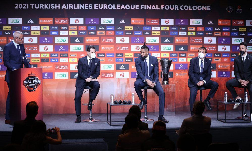 Köln'de Dörtlü Final: Anadolu Efes şampiyonluk için oynayacak