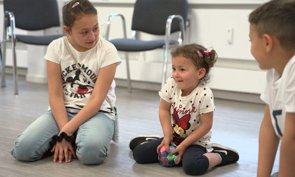 Tiyatro Frankfurt Çocuk Kulübü: Küçüklerin enerjisi sanata yönlendirilecek