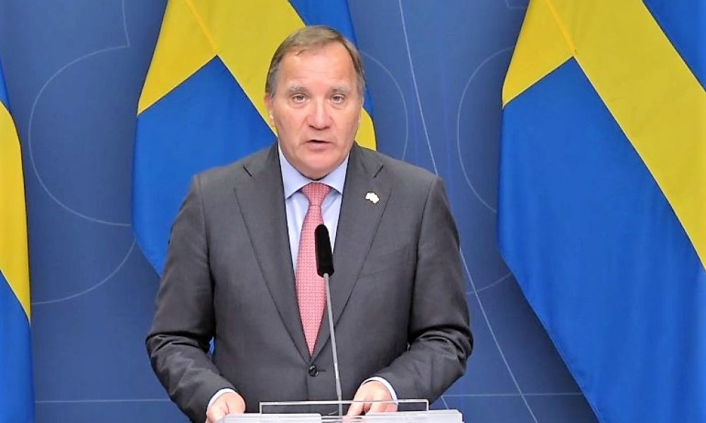İsveç Başbakanı Stefan Löfven istifa etti ve yeni hükümete de talip oldu