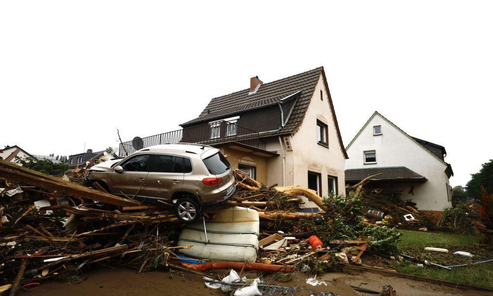 Almanya'daki sellerde son durum şaşırttı: İklim acımasızlaşıyor