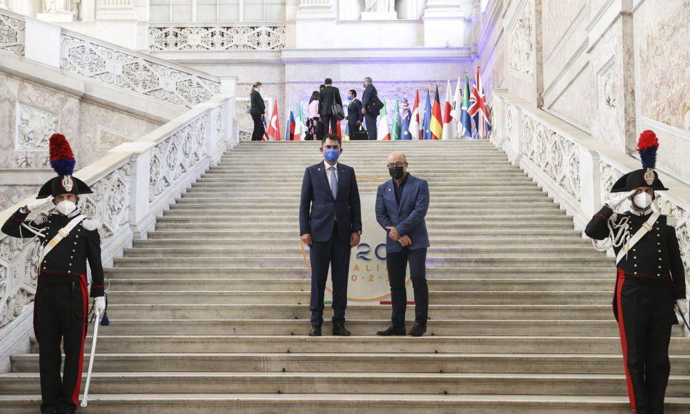 Napoli'de acil gündem: G20 Çevre Bakanları Toplantısı başladı