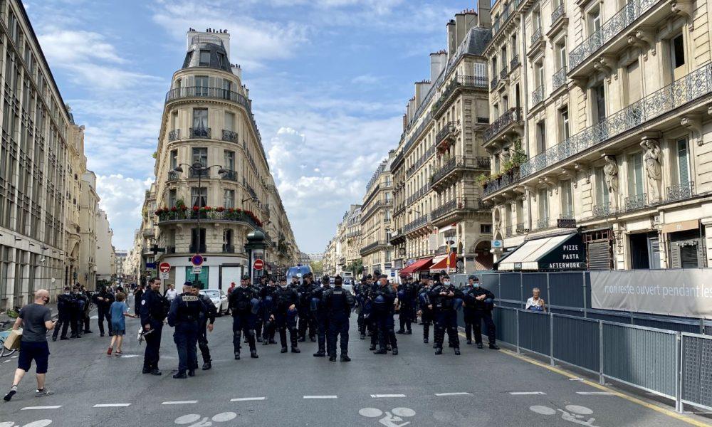 Fransa'da korona tedbirleri karşıtı gösteriler sürüyor: 200'den fazla noktada eylem
