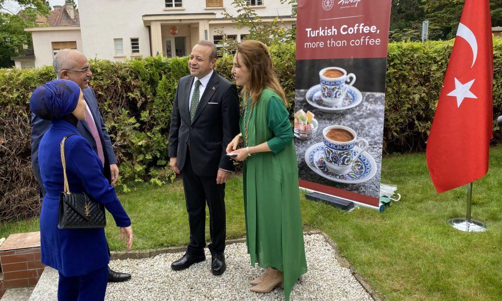 Çekya'da Türk kahvesi kültürü:Tanıtıma yoğun ilgi
