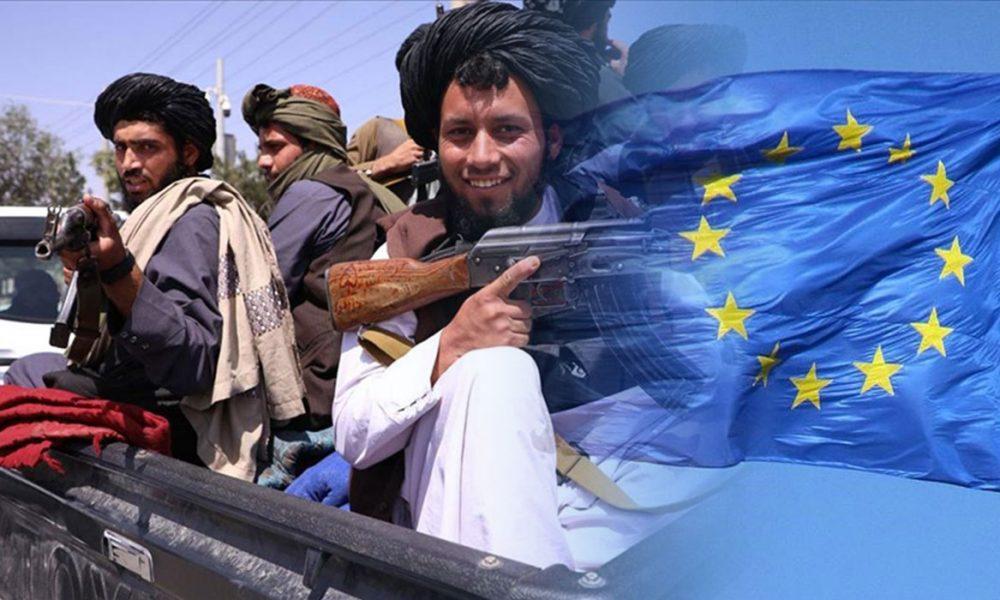 """Taliban'ı açıklamalarına göre değil, """"eylemlerine göre"""" değerlendireceklermiş! İtalyan usulü çözüm"""