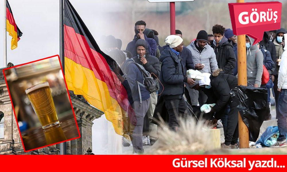 Yaman çelişki: Almanya biraları aldı ama Afganları bıraktı