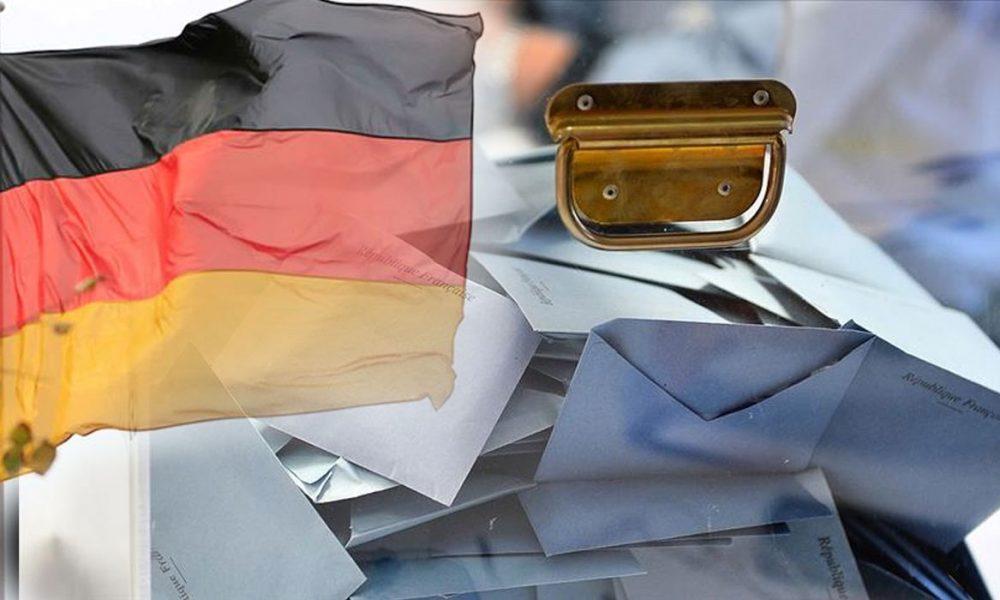 Almanya'da renksiz seçime renkli tahminler: Dört koalisyon mümkün