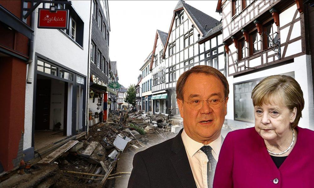 Sel gider kum kalır: Başbakan'ın kahkahası Almanya'nın hataları