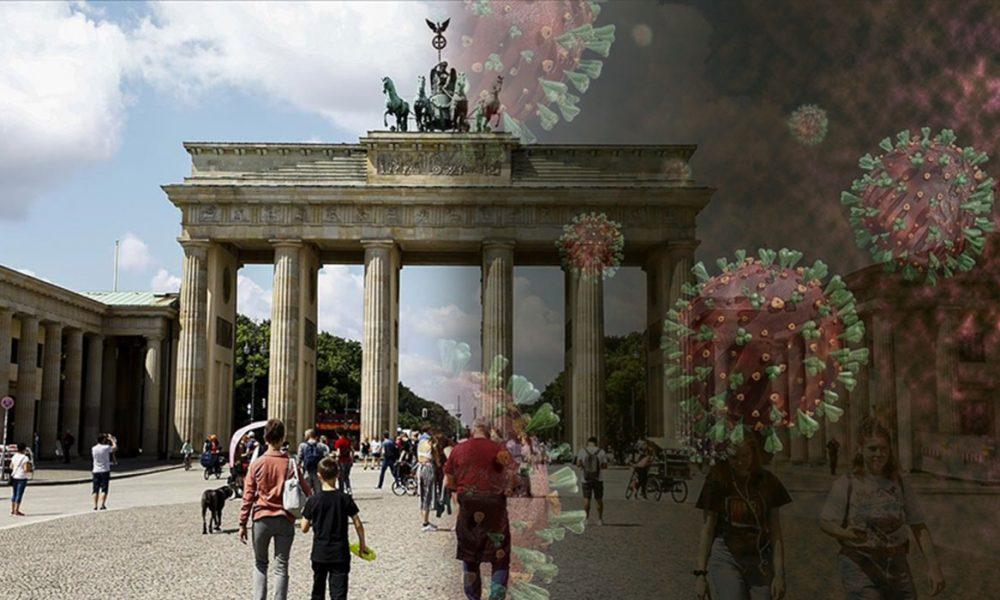 Federal Almanya: Korona vakalarında artış var
