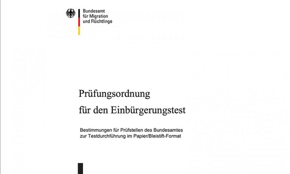 """Uzmanlar Konseyi hükümete seslendi: """"Alman vatandaşlığına geçişi kolaylaştır"""""""