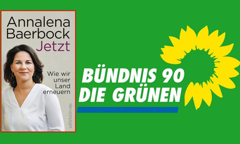 """Yeşil başbakan adayı Baerbock'a şimdi de """"intihal"""" darbesi mi? Kitabının bazı bölümlerinin kopyalandığı ileri sürüldü"""