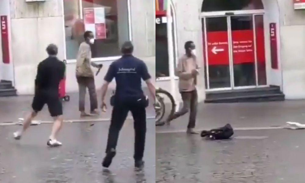 Almanya çok tedirgin: Würzburg'daki bıçaklı saldırıda 3 ölü, 5 yaralı