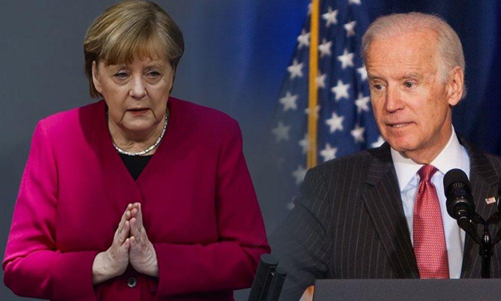 Angela Merkel 15 Temmuz'da Biden ile görüşecek