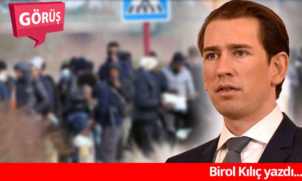 """Türkiye'yi yakacak oyunlar: AB ve Avusturya mülteci sorununa haklı olarak """"önlemci"""" bakıyor!"""