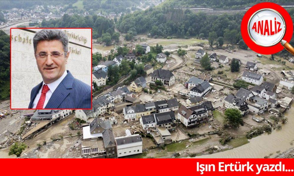 Sel felaketinde dostluk sınavı:Büyükelçi Ali Kemal Aydın nerede?