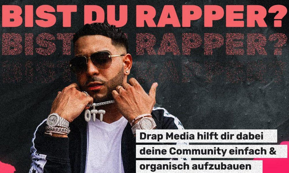Drap Media geleceğin yıldız rapçilerine kapıları aralıyor