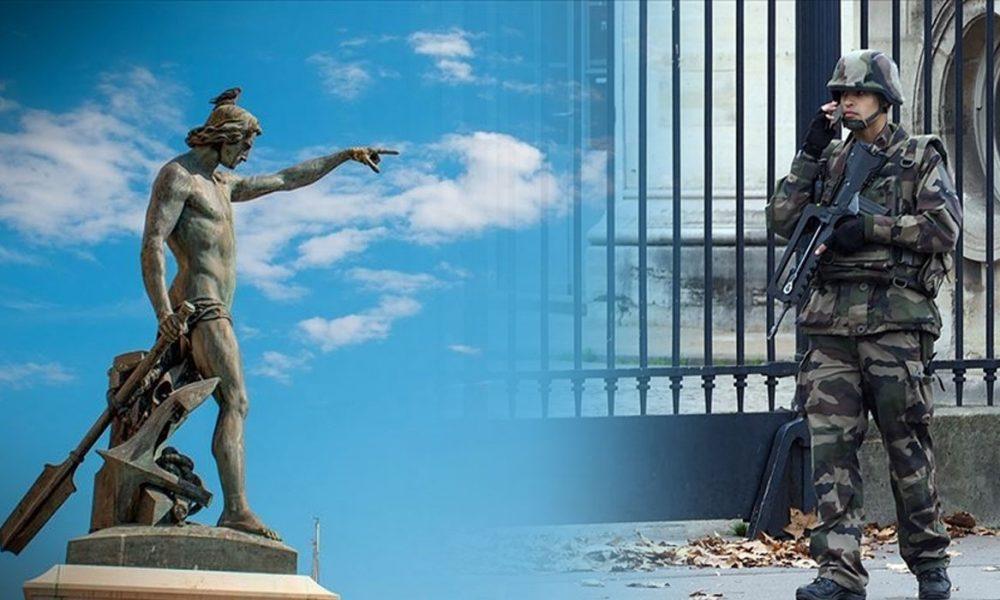 """Askerlerin """"içsavaş bildirisini"""" Prof. Dr. M. Şehmus Güzel yorumladı: Fransa küme mi düşüyor?"""