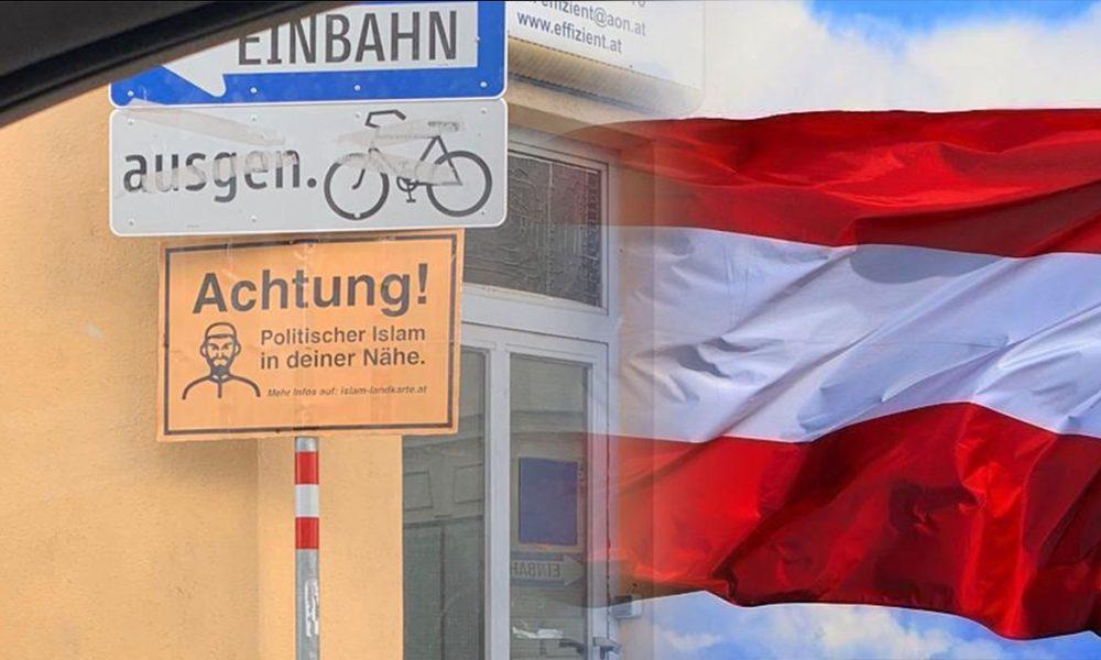 """Almanya'ya göre """"İslam Haritası"""": """"Bu, Avusturya'nın iç meselesi"""""""