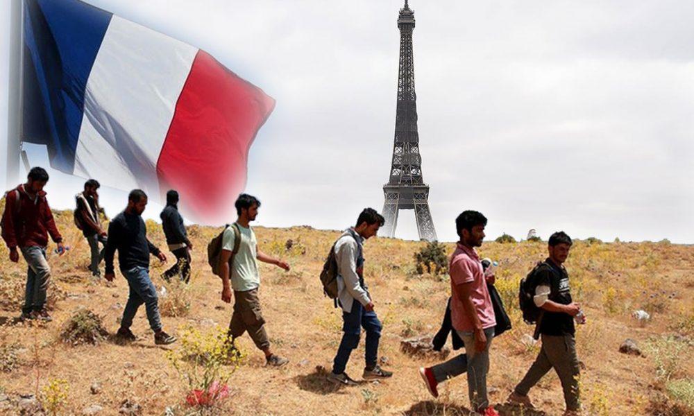 Fransa, Afganistanlı göçmenleri ülkelerine geri gönderme işlemlerini askıya aldı