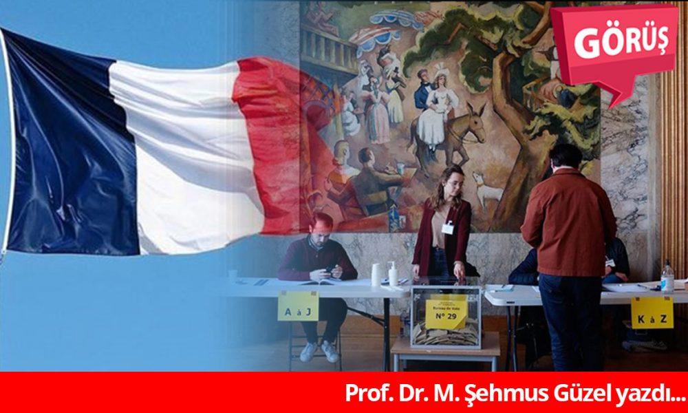 Fransa'da yerel seçimler: Korkulan olmadı!