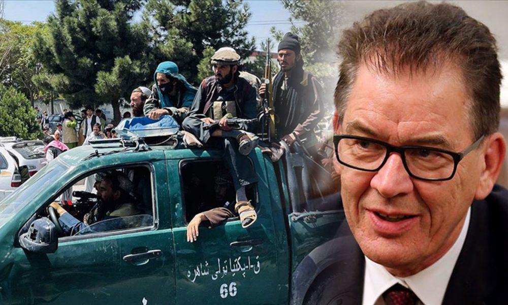 Almanya Afganistan'a kalkınma yardımını hemen kesti: Berlin dediğini yaptı