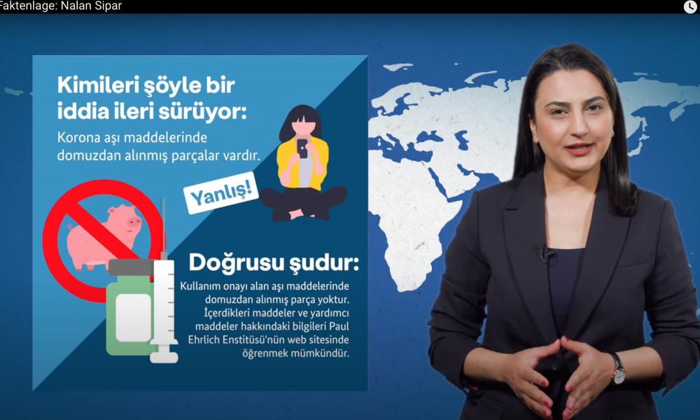 """O soru o kadar çok soruldu ki: Bakanlık Türkçe açıkladı """"Korona aşıları helal!"""""""