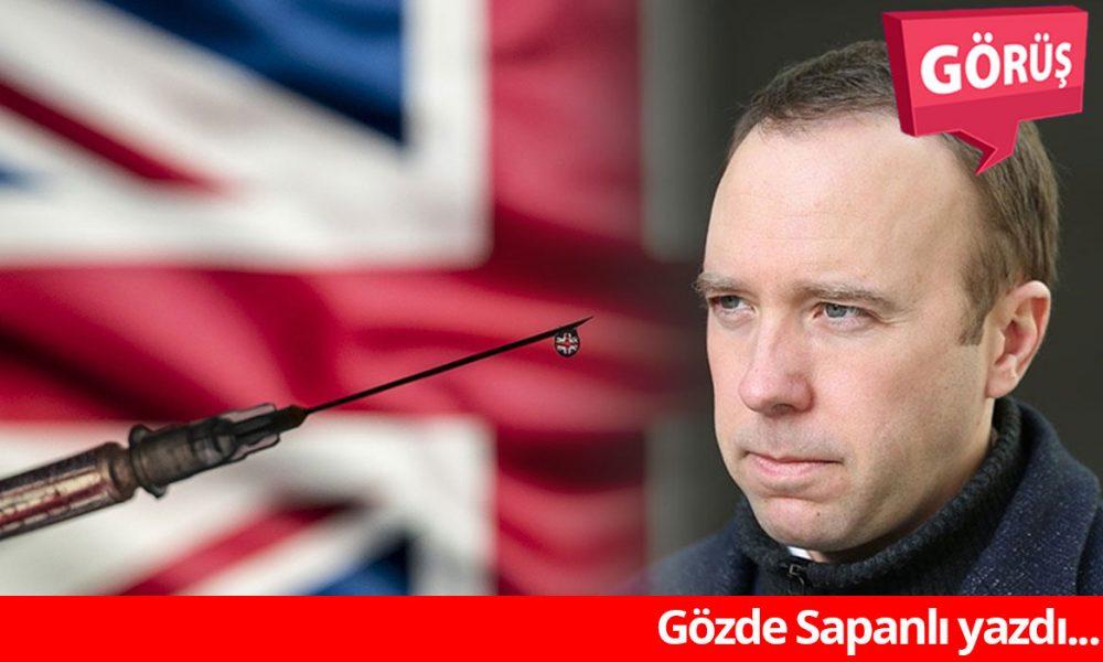 """İngiltere'ye """"Dom Bombası"""" düştü: Sağlık bakanı umutsuz vaka"""