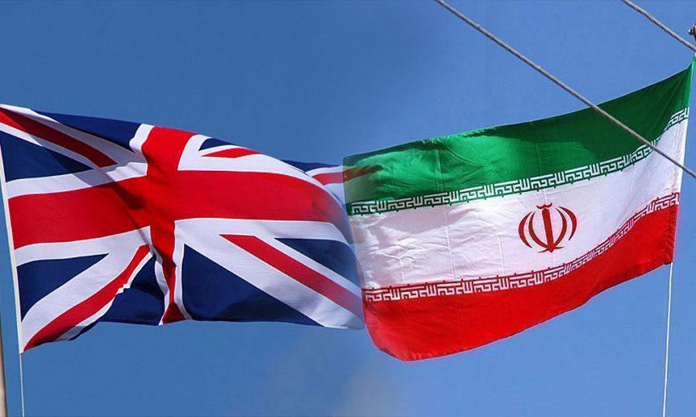 INGILTERE-IRAN