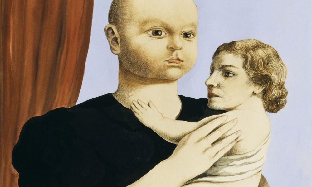 """Picasso, Egon Schiele, Henry Moore ve Irmak Dönmez """"Mutter"""" sergisinde: Kadının rolüne büyüteç"""