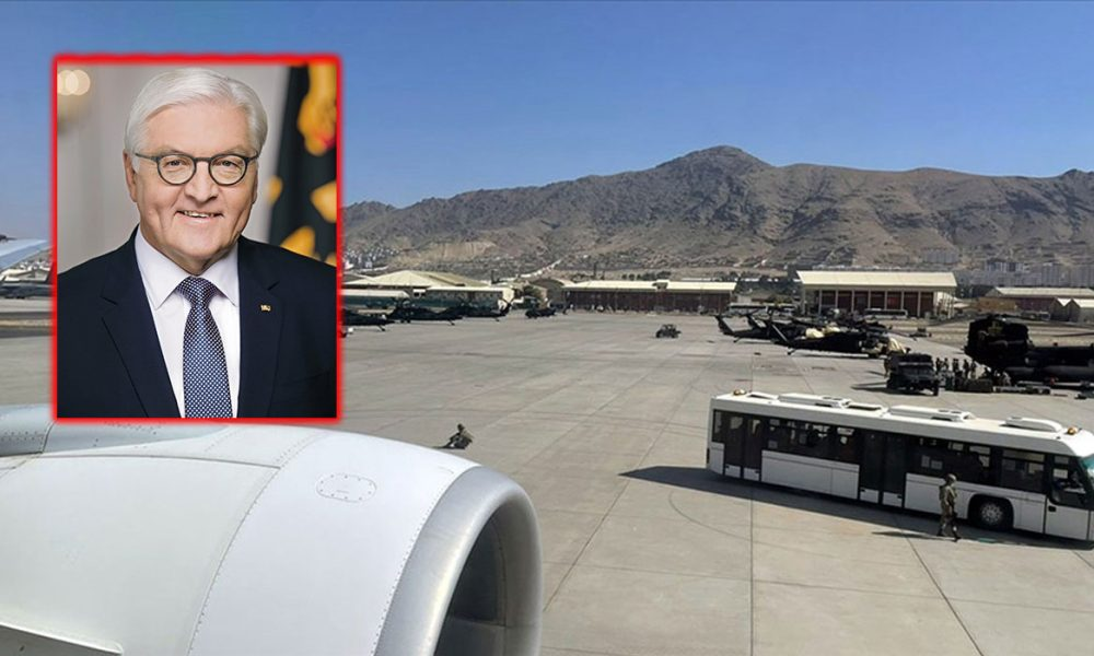 Alman Cumhurbaşkanı: Kabil'deki çaresizliğin görüntüleri utanç verici