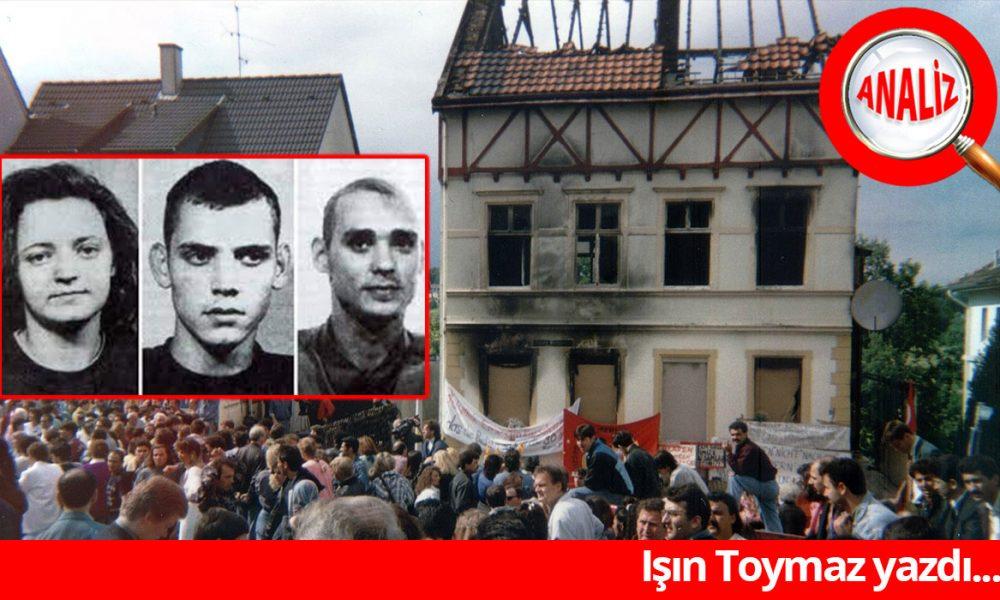Solingen katliamının üzerinden 28 yıl geçti: Diğerleri gibi bu da bal gibi unutuldu