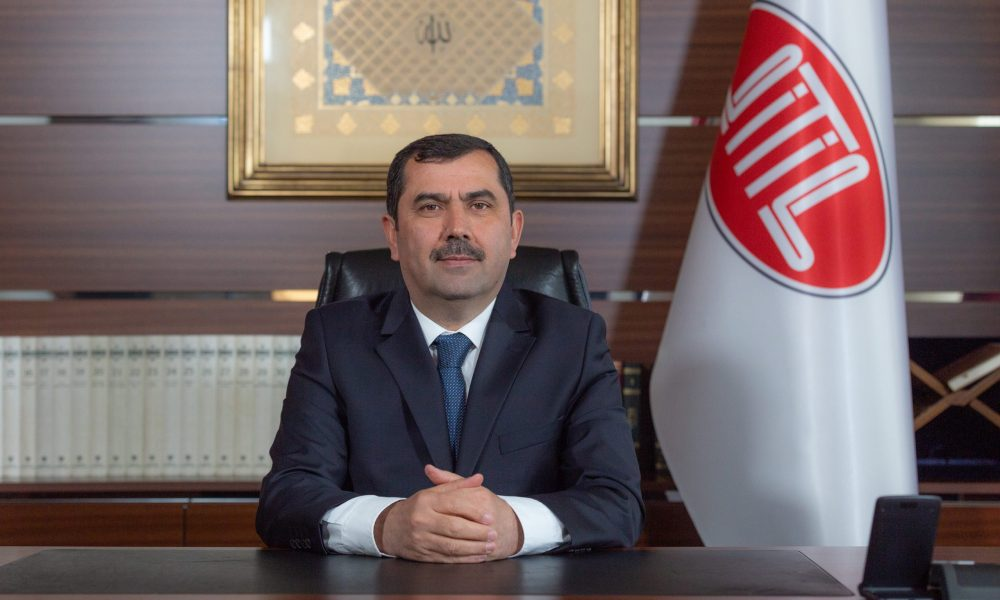 DİTİB Genel Başkanı Kazım Türkmen'den bayram mesajı: Kutlamada barış ve huzur vurgusu