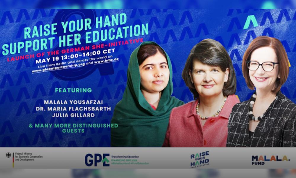Almanya'dan 100 milyon avroluk adım: Her şey kız çocuklarının eğitimi için