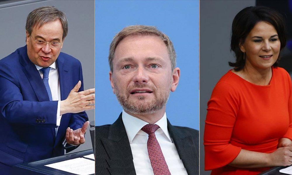 """""""Kral Yapıcılar"""" pazar günü SPD, salı günü CDU/CSU'yla görüşecek"""