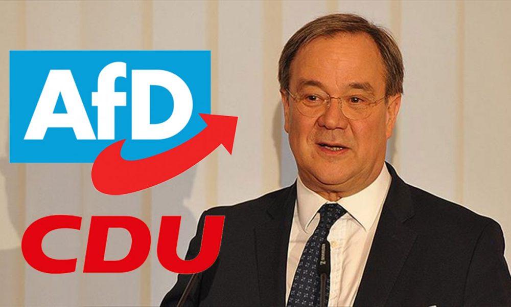 Bu pazar CDU ve Laschet için çok önemli: Aşırı sağcılarla muhafazakâr demokratlar başa baş gidiyor