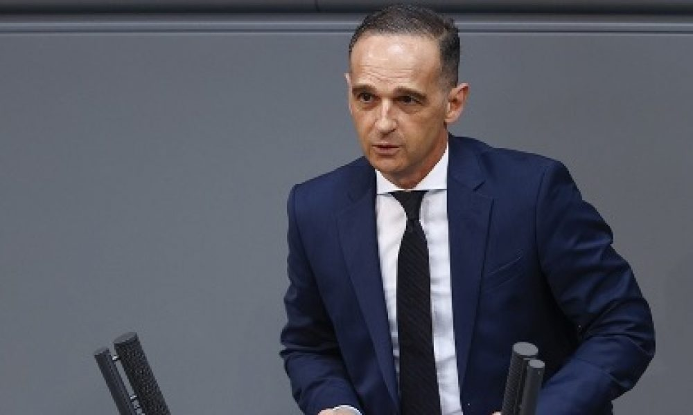 """Alman Dışişleri Bakanı: """"Hem Türkiye ve ABD hem de Taliban ile görüşüyoruz"""""""