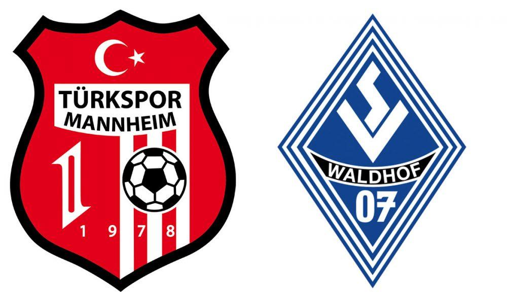 """Irkçılığa karşı gol at!"": SV Waldhof ve Türkspor Mannheim dostluk maçı 6 Ekim'de"