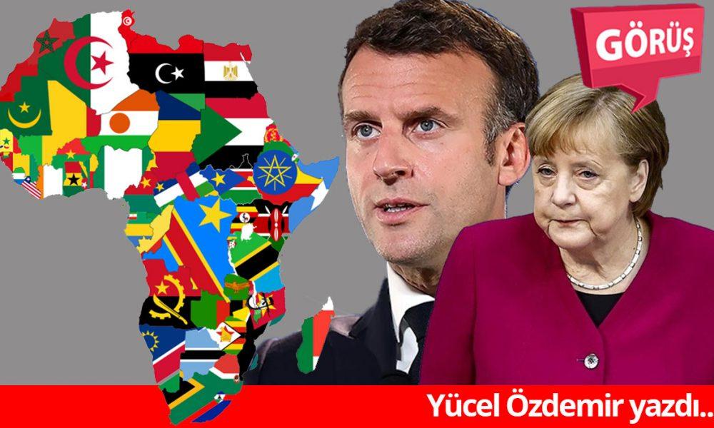 Almanya-Fransa: Namibya ve Ruanda'da soykırımı tanımak, Mali'de darbe yapmak