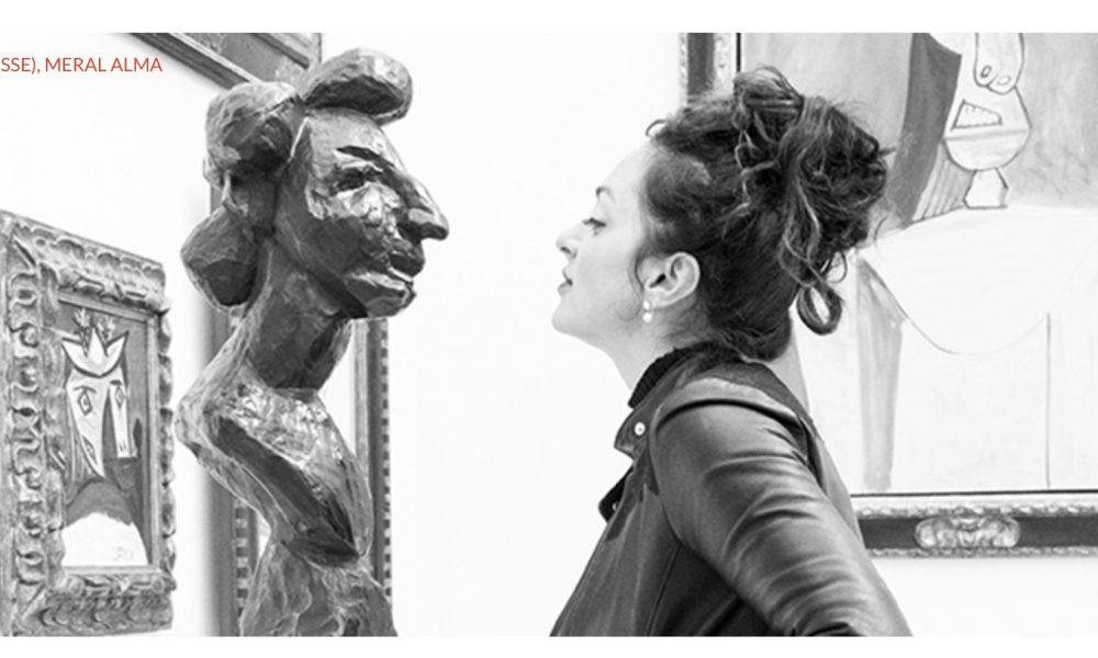 Asırlık geleneği değiştirdi: Meral Alma'ya Jonges'dan sanat ödülü