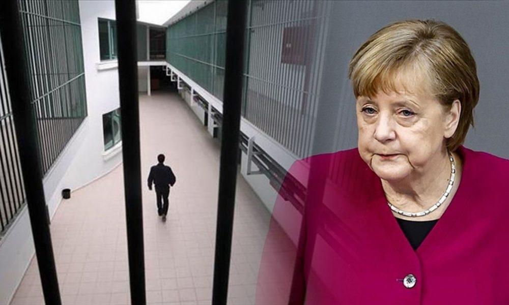 Merkel'e sosyal medyadan hakaret etti, hapse mahkûm oldu