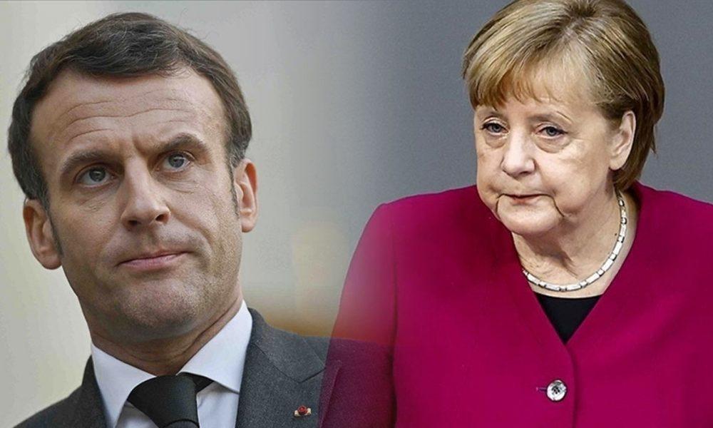 """Belarus çıkmazında Merkel-Macron ekseni: """"Birlikte ve koordineli tepkide anlaştık"""""""