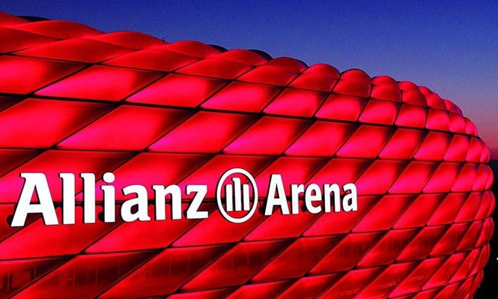 Münih Stadı'nda gökkuşağı renkleri:UEFA izin vermedi