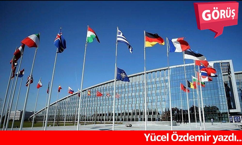 """[Siyaset] Bir Avrupa ziyareti: """"Beyin ölümlü"""" NATO'ya suni teneffüs hazırlığı"""