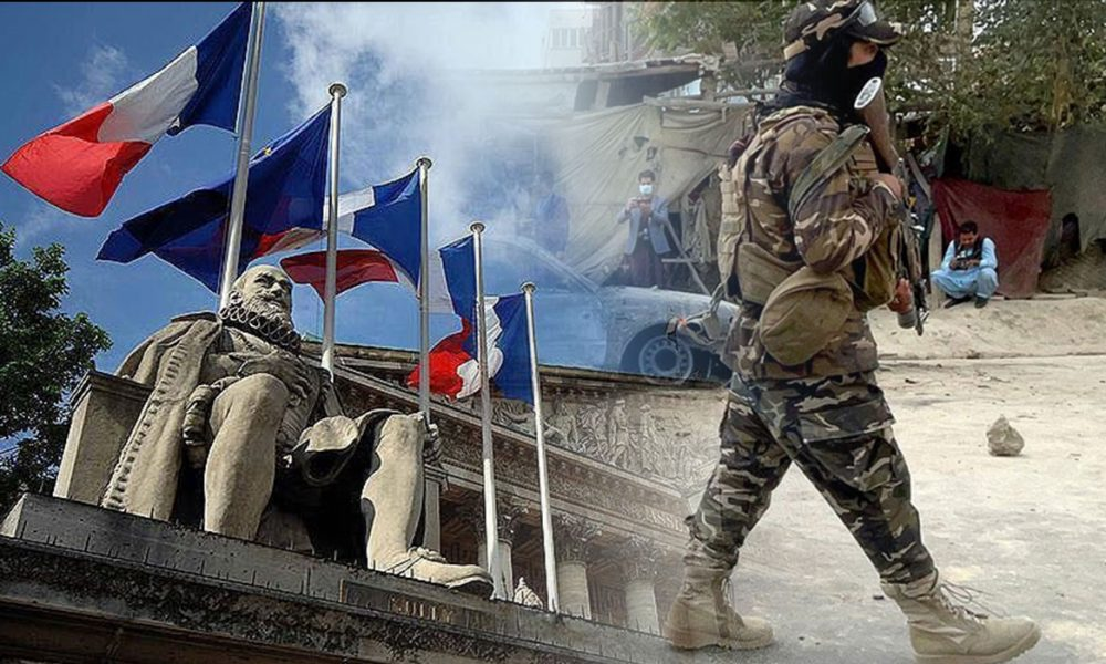 Fransa'da bir öğretmen Taliban'ı övdü: Açığa alındı
