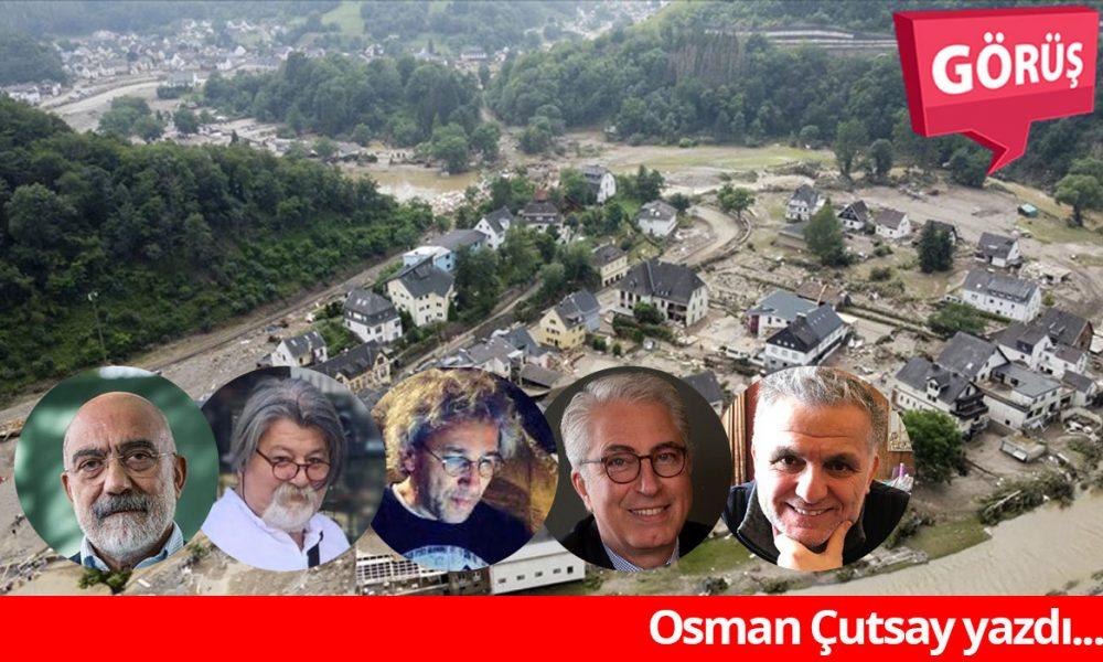 Çürüme! Avrupa'da da Ahmet Altan-Ruşen Çakır-Murat Yetkin-Can Dündar gazeteciliği revaçta
