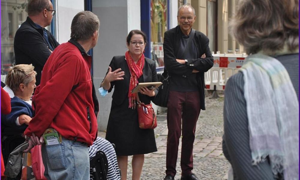 SPD'li vekil Ülker Radziwill Berlin eyalet meclisine beşinci kez aday