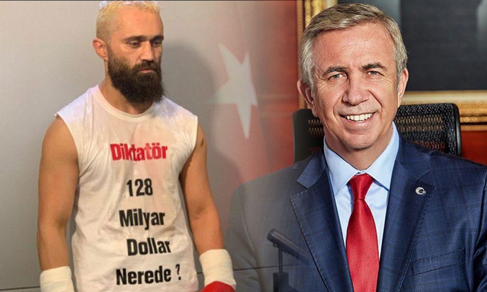 """Avrupa Şampiyonu Ünsal Arık: """"Mansur Yavaş seçilirse Türkiye'ye giderim"""""""