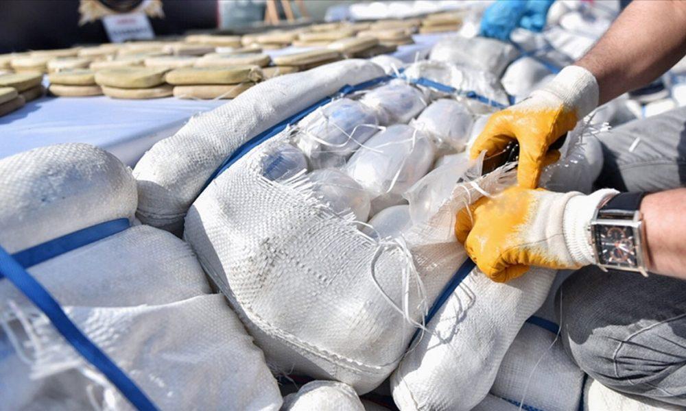 Avrupa'da çapında uyuşturucu operasyonları: İspanya'da 107 Arnavut tutuklandı