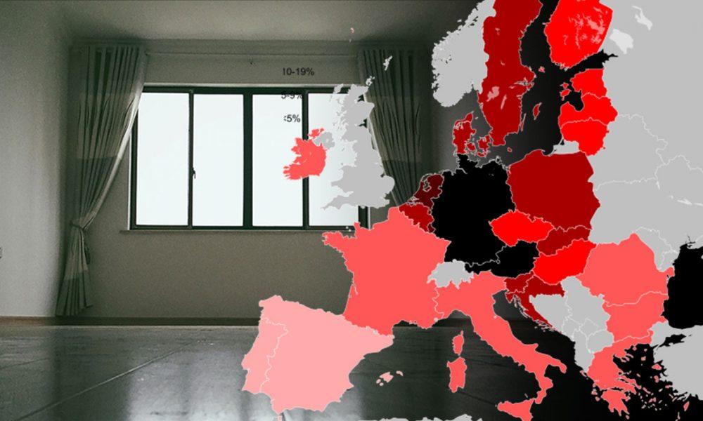 """Avrupa'da birçok aile """"ev sahibi"""" olma umudunu kaybetti: Enflasyondan konuta kaçış mı?"""