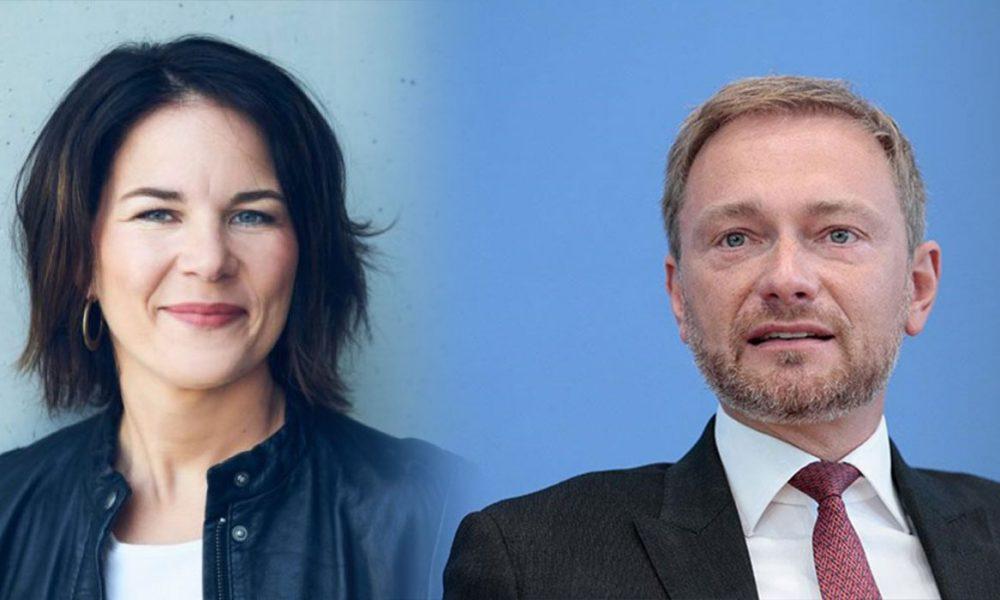 Yeşiller ve FDP koalisyon hazırlıkları yapıyor: Taraflar memnun